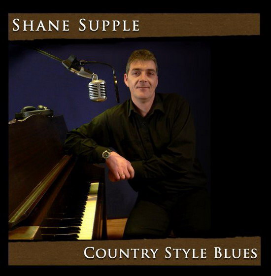 New Album Country Style Blues