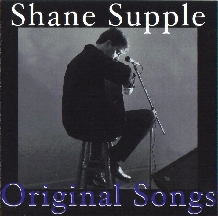 Shane Supple, musician, Youghal, Cork, Ireland at www.shanesupple.com