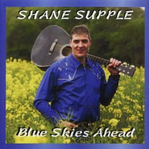 Shane Supple Blue Skies front