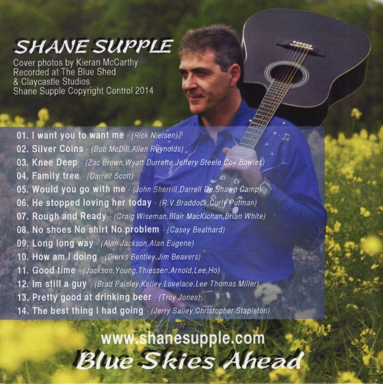 New Album Blue Skies Ahead