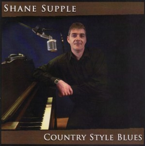 Shane Supple CD 2 Country Style Blues front cover